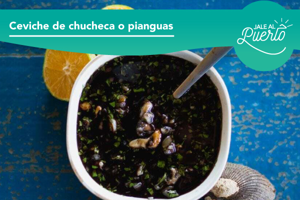 Ceviche de Chuchecas o Pianguas